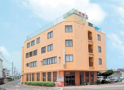 Budget hotel Yoshikawa