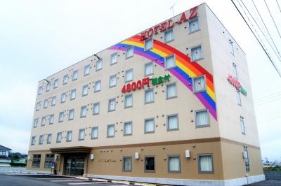 HOTEL AZ Nagasaki Omura